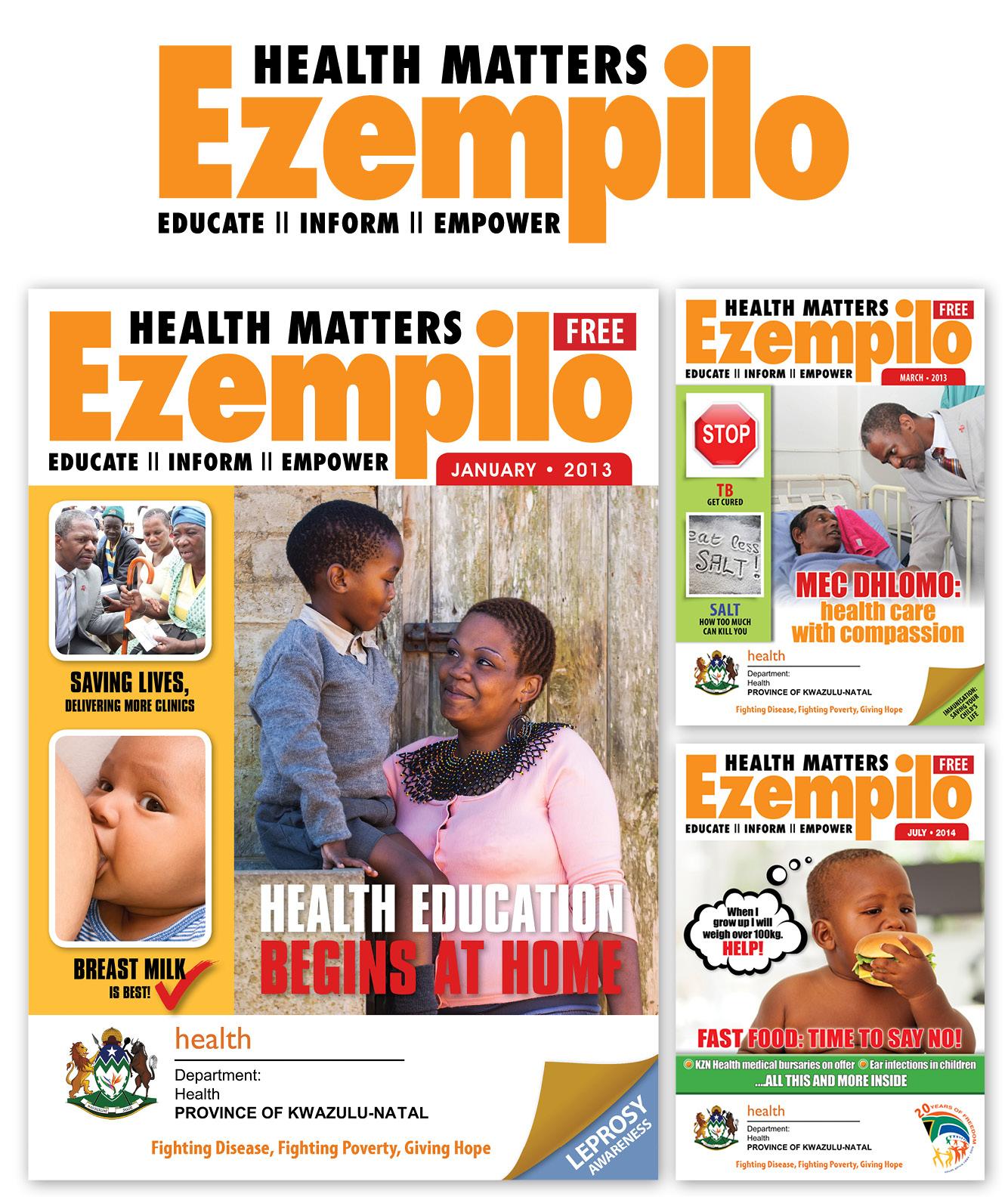 Ezempilo Health Matters Magazine