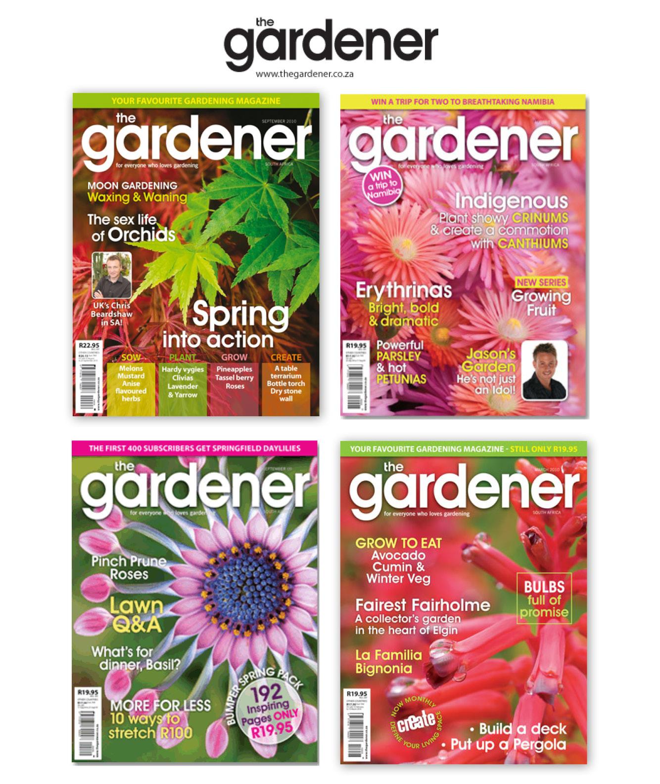 The Gardener Magazine