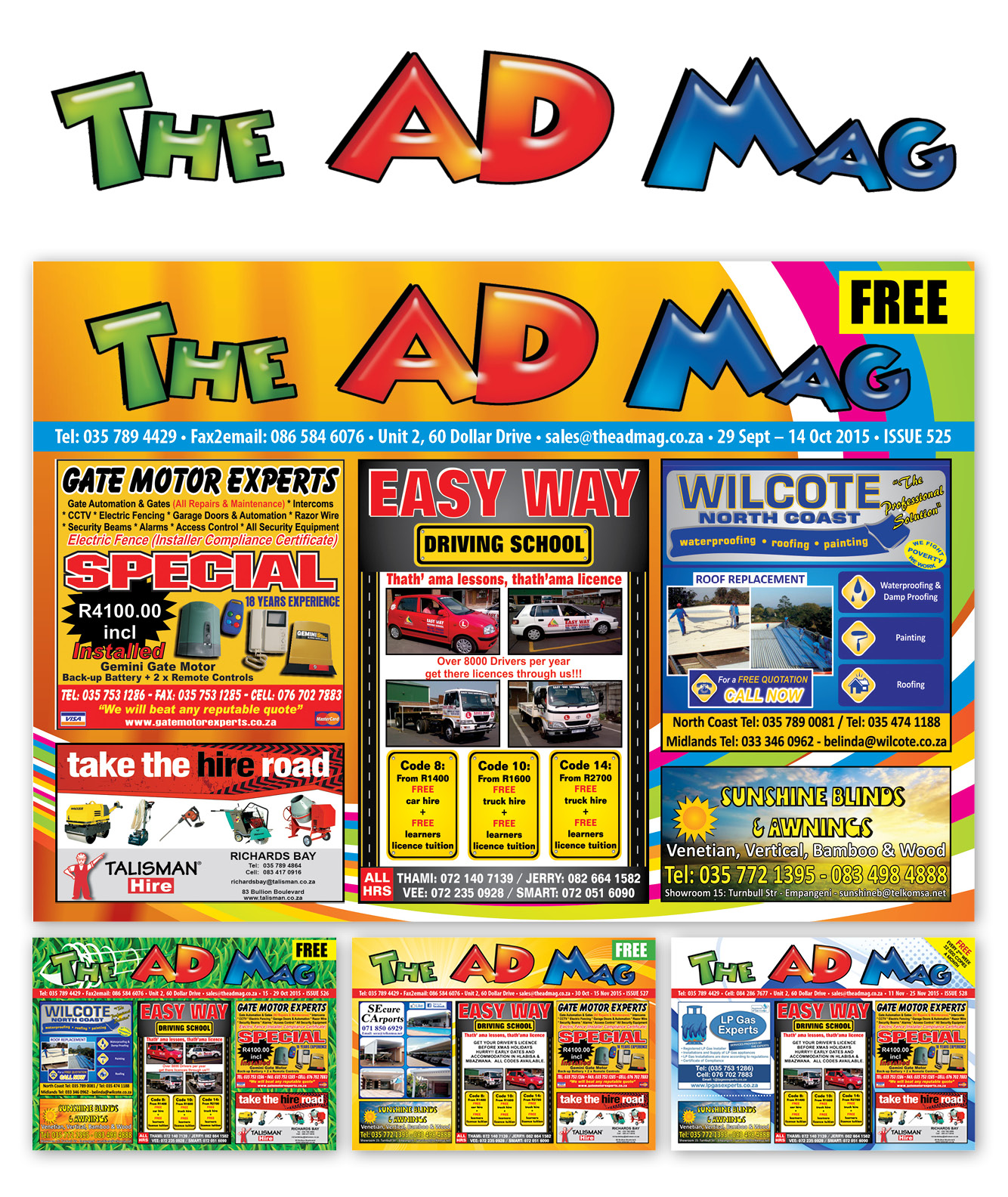 The Ad Mag