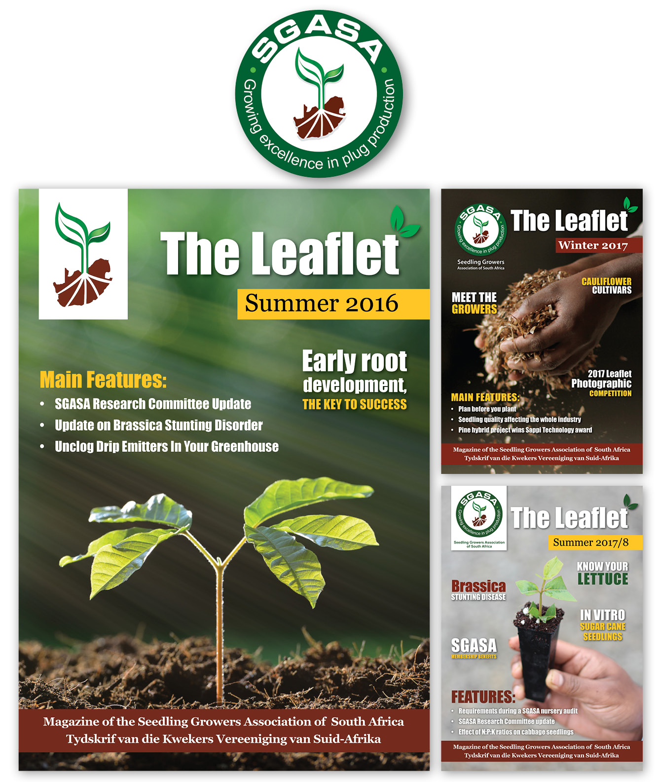 Seedling Growers Association of South Africa Leaflet