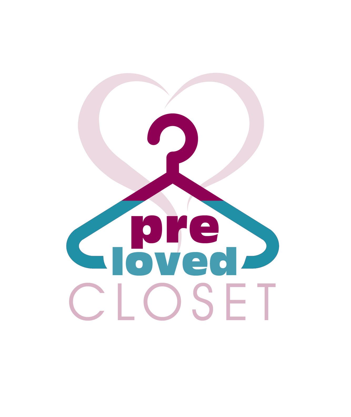 Pre loved Closet Logo Design
