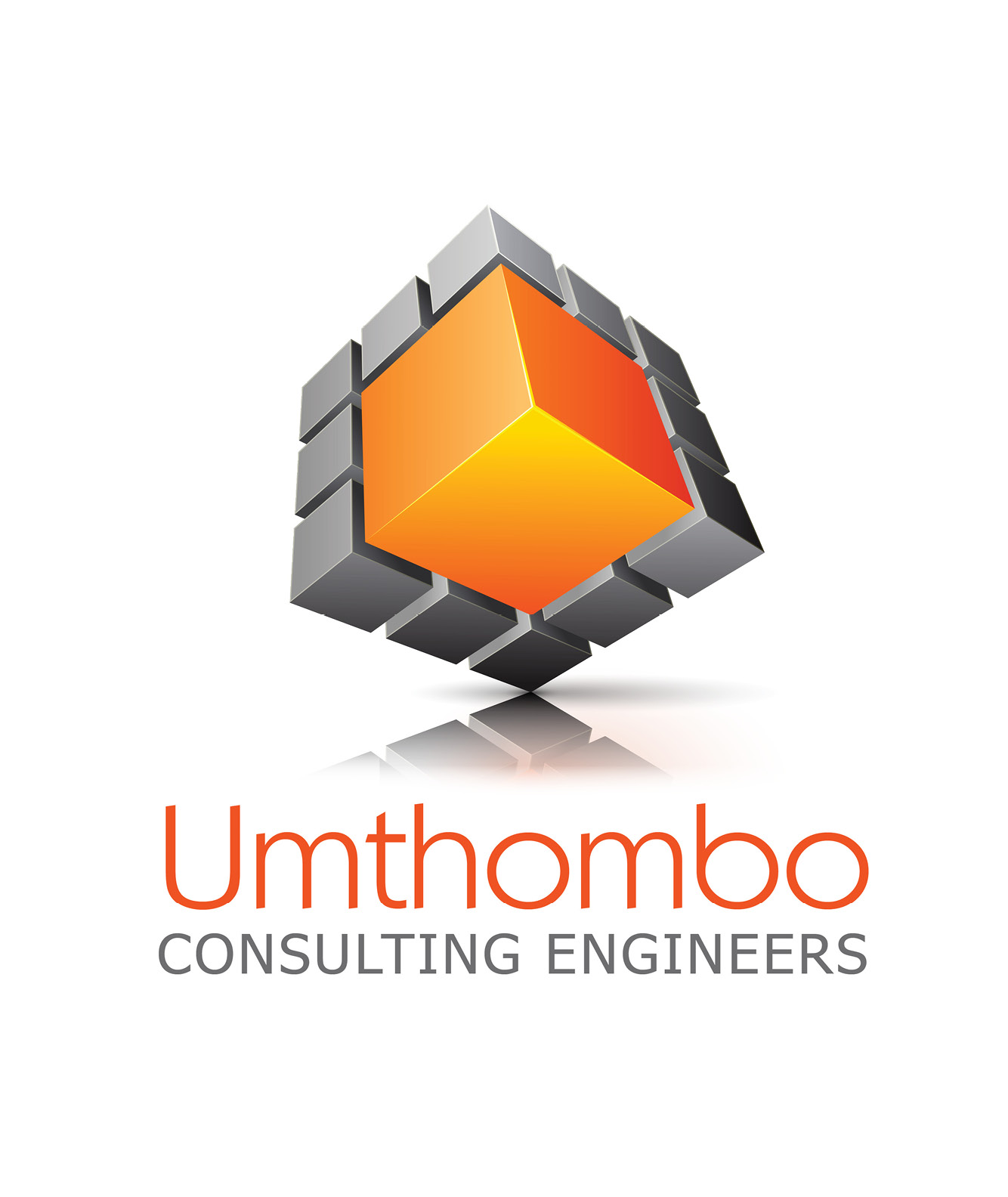 Umthombo Consulting Engineers Logo Design