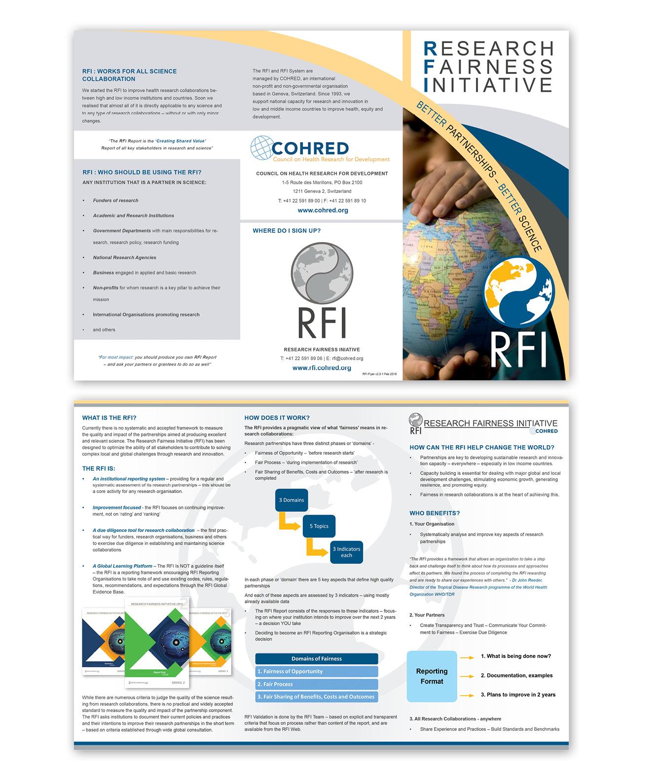RFI Brochure